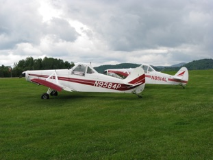 fleet aircraft piper pawnee